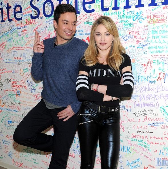 Madonna vẫn trẻ đẹp đáng ngưỡng mộ