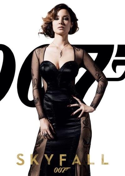Berenice Marlohe - Bond girl mới của phim Bầu trời sụp đổ - Skyfall