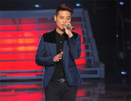 Top 4 Giọng hát Việt - Dương Trần Nghĩa