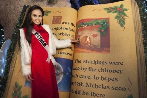 Trực tuyến chung kết Hoa hậu Hoàn vũ
