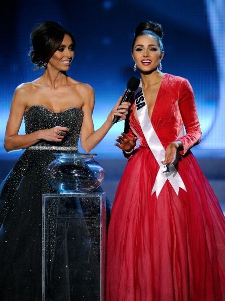 Hoa hậu Mỹ trả lời ứng xử