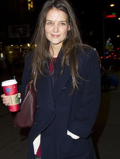 Nữ diễn viên 34 tuổi trên đường phố New York ngày 26/12.