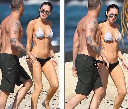 Megan Fox khoe dáng và... hình xăm tại Hawaii  - 11