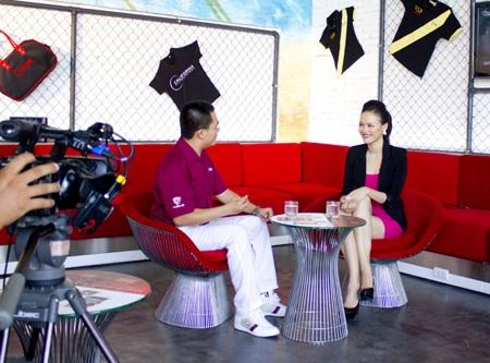 Tuyết Lan - khách mời của Tài Năng Việt