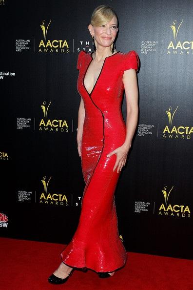 Nữ diễn viên xinh đẹp là một trong những niềm tự hào của điện ảnh Úc