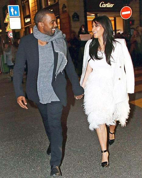 Kanye West cưng chiều bạn gái hết mực