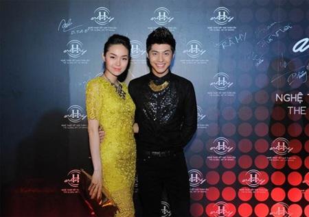 Minh Hằng và Noo Phước Thịnh