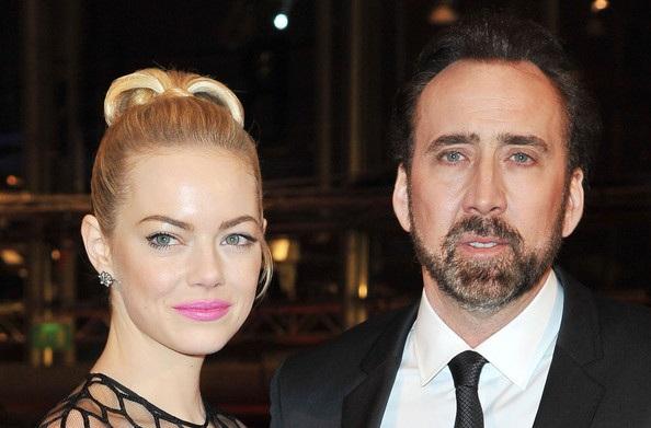 Emma Stone và Nicolas Cage tới đây quảng cáo cho phim