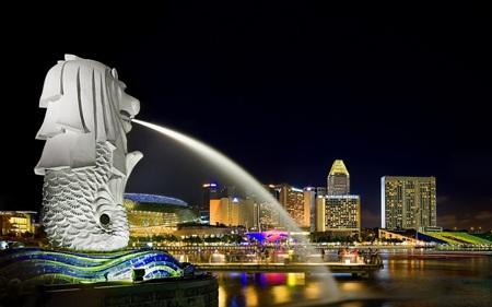 Điều tuyệt vời ở Singapore