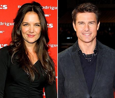 """Tom Cruise - Katie Holmes vẫn vui vẻ sau khi ly dị"""