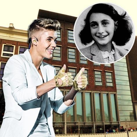 """Justin Bieber lại bị """"ném đá"""" vì phát ngôn ngông cuồng"""