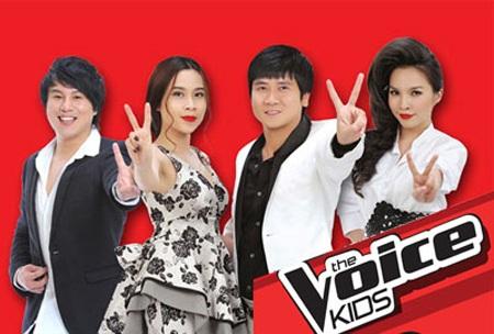 Dàn huấn luận viên thu hút của Giọng hát Việt nhí mùa đầu tiên