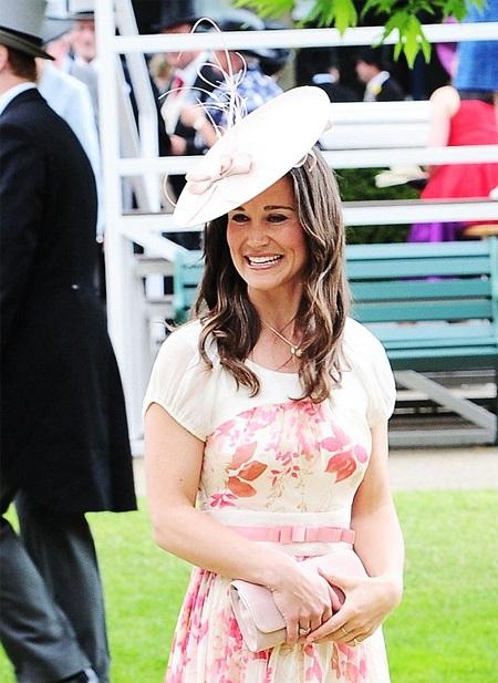Những siêu phẩm mũ tại lễ hội đua ngựa Royal Ascot