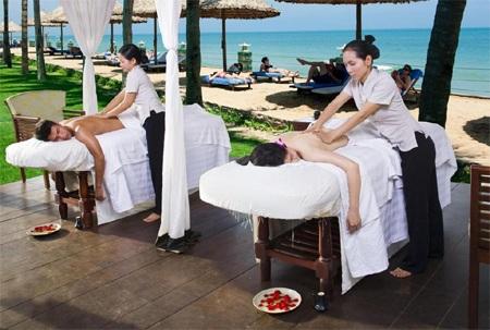 Golden Sand Resort&Spa - Giấc mơ miền nhiệt đới