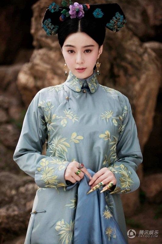 Tạo hình hoàng hậu của Phạm Băng Băng trong