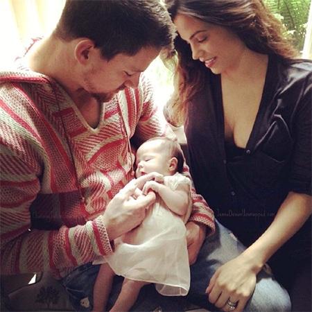Người đẹp phim Step Up thon thả đáng kinh ngạc sau khi sinh con hơn 1 tháng