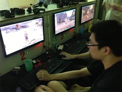 VLTK phiên bản 3D đang được thử nghiệm tại các phòng máy