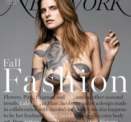 Lake Bell ấn tượng trên bìa tạp chí New York