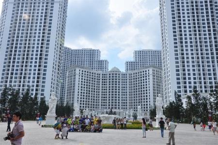 Dự án Royal City của Vingroup.