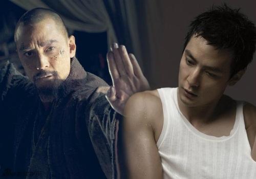Ngô Ngạn Tổ vai Điên tăng Bản Nhân đại sư phim Thái cực 2 (2012)