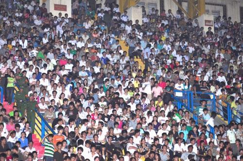 20.000 game thủ đến với Đại Kiếm Hội 2010
