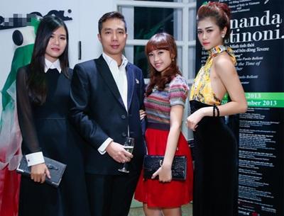 Stylist Thiều Ngọc, NTK Đỗ Trịnh Hoài Nam, Makeup Phương Trang, người mẫu Ngọc Bích