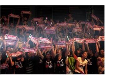 """Mỹ Tâm được đề cử danh hiệu""""Best Southeast Asia Act"""" tại giải thưởng MTV Châu Âu 2013"""