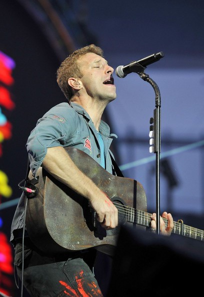 Nhóm nhạc Coldplay kiếm được 64 triệu đô la và đứng thứ 5