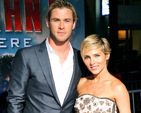Vợ chồng Chris Hemsworth chuẩn bị chào đón đứa con thứ 2