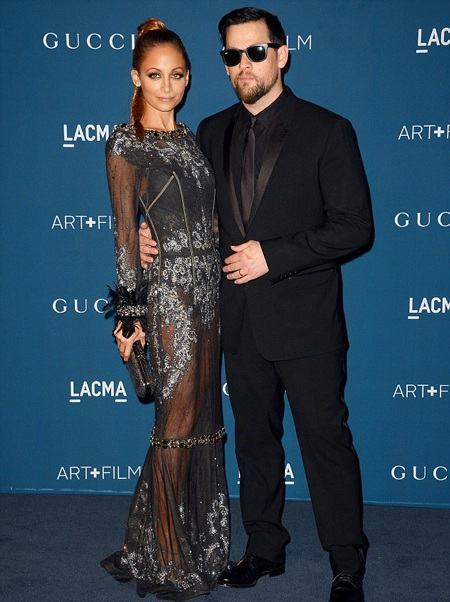 Nicole Ritchievà chồng Joel Madden