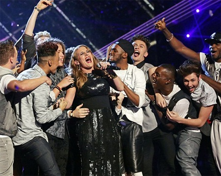 Sam Bailey chiến thắng trong cuộc thi X Factor Anh quốc 2013