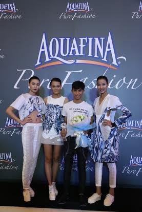 Giang Tú trở thành chủ nhân tấm vé duy nhất đến London Fashion Week 2014