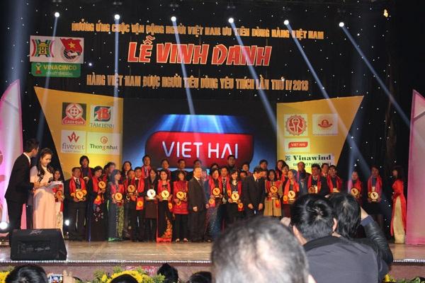 41 doanh nghiệp được vinh danh trong chương trình.