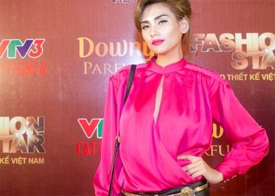 Á hậu Hoàng Yến là khách mời của chương trình