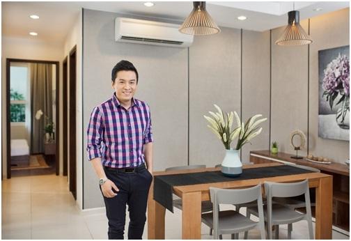 Ca sĩ Lam Trường đầu tư căn hộ
