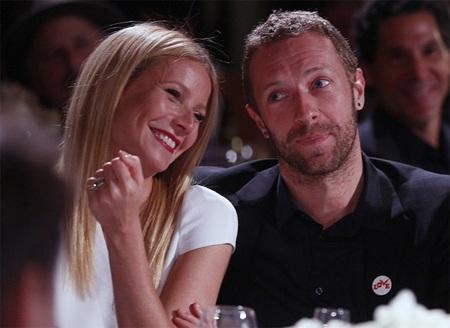 Vợ chồng Gwyneth Paltrow và Chris Martin đã chia tay nhau