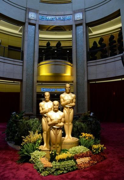 Quang cảnh nơi diễn ra lễ trao giải Oscar