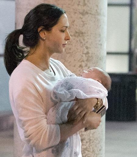 Lauren Silverman rất năng động sau khi sinh con và vì thế cô giảm cân rất nhanh