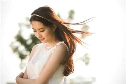 Chống nắng hữu hiệu với tóc dài