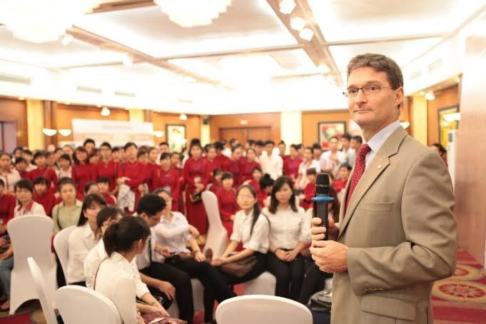 Sự kiện hướng nghiệp toàn cầu của tập đoàn Hilton Worldwide