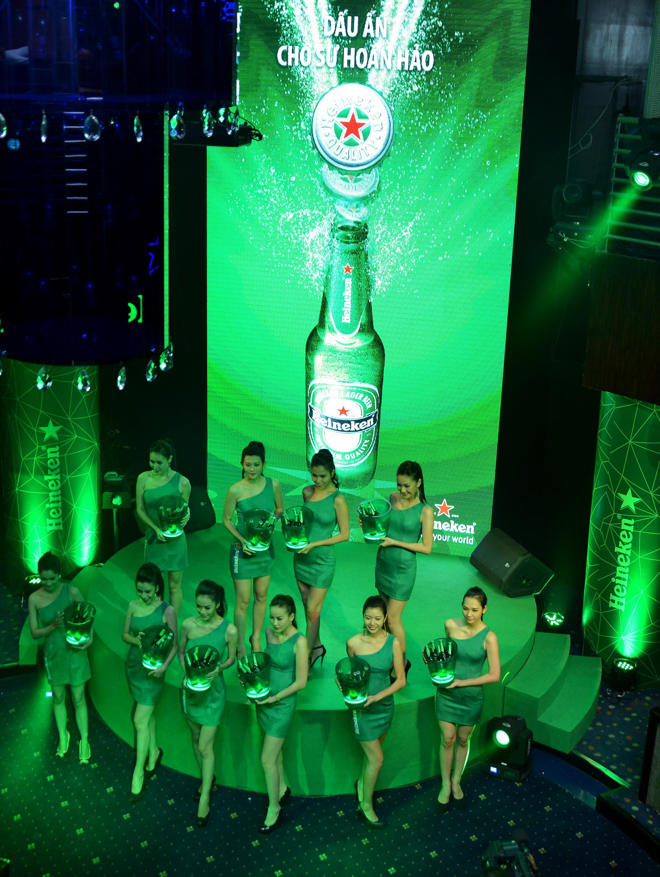 """Diện mạo mới của Heineken chính là """"Dấu ấn cho sự hoàn hảo"""""""