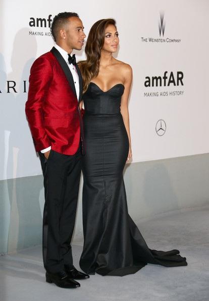 Cặp đôi Lewis Hamiltonvà Nicole Scherzinger
