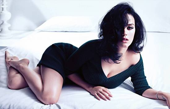 3. Katy Perry