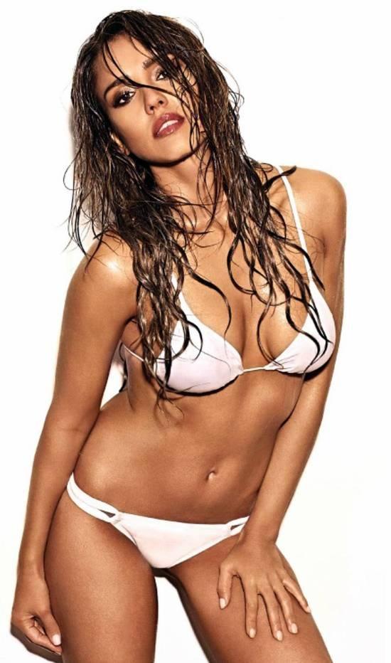 8. Jessica Alba