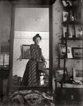 Bức ảnh được-xem-là-selfie đầu tiên trên thế giới.