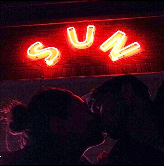 Ashton Kutcher and Mila Kunis'