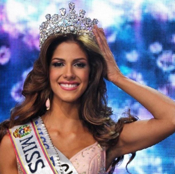 Mariana đã từng tham dự nhiều cuộc thi nhan sắc trước đó