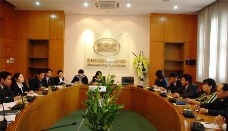 Dự kiến Luật Chứng khoán đầu tiên của Lào sẽ ra đời vào cuối năm nay.