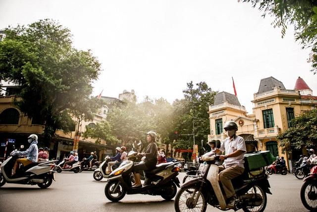Tốc độ tăng GDP Việt Nam trong năm 2012 đã xuống thấp nhất 13 năm (ảnh: Bloomberg).