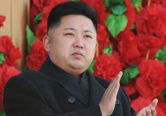 Nhà lãnh đạo Kim Jong-Un của Triều Tiên.